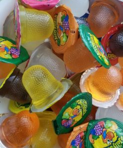 Jelly Snack cups
